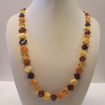collana ambra naturale baltico
